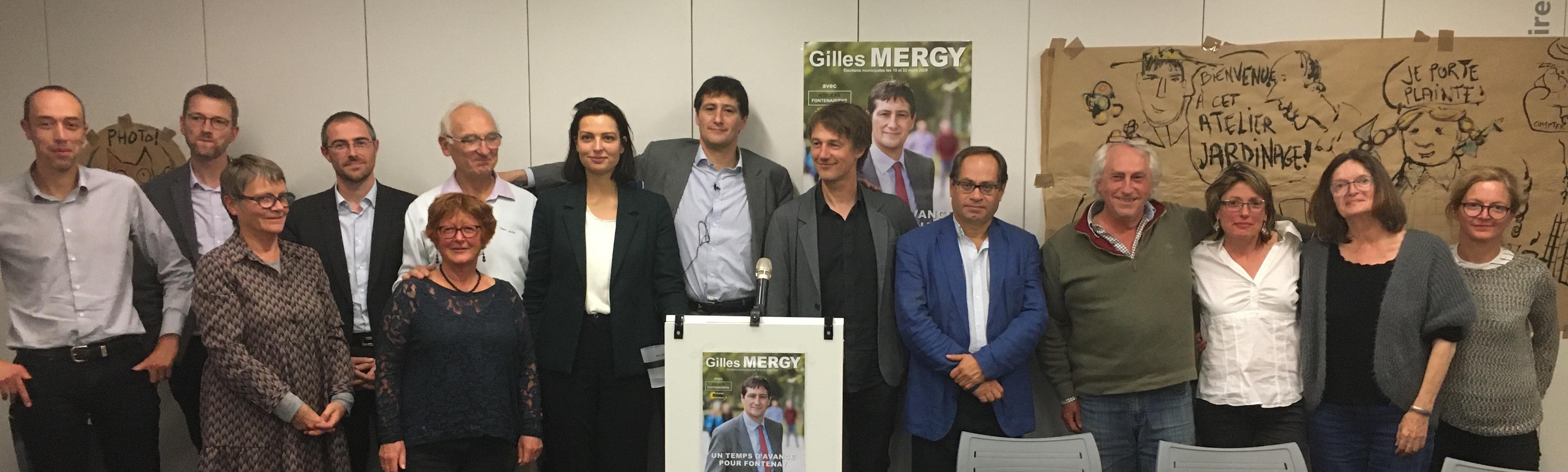 Election, municipales, 2020, Fontenay-aux-Roses, un temps d'avance, liste, Gilles Mergy, citoyens, démocratie, ville