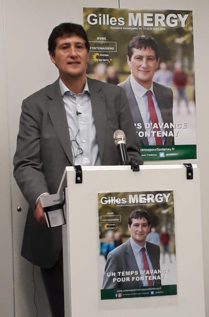 Fontenay-aux-Roses, vllle, commune, municipales, élections, 2020, France, Gilles Mergy, 92, un temps d'avance, Ateliers, EELV