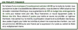 Fontenay-aux-Roses, ville, municipales, Gilles Mergy, finances
