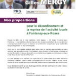 plan deconfinement Fontenay